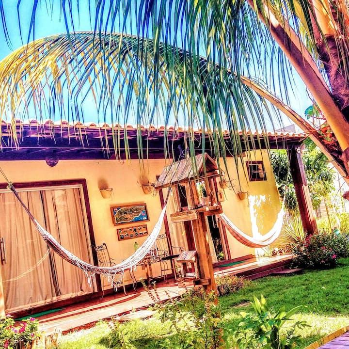 Vila  próx as piscinas naturais de taipu de fora