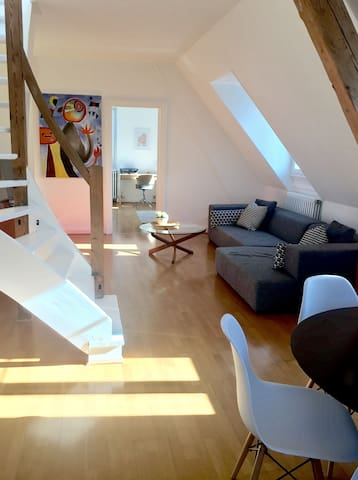 Warm appartement - Mulhouse - Lejlighed