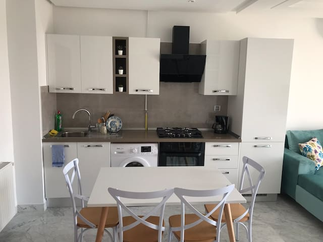 brand new apartment in kantaoui beautiful sea view