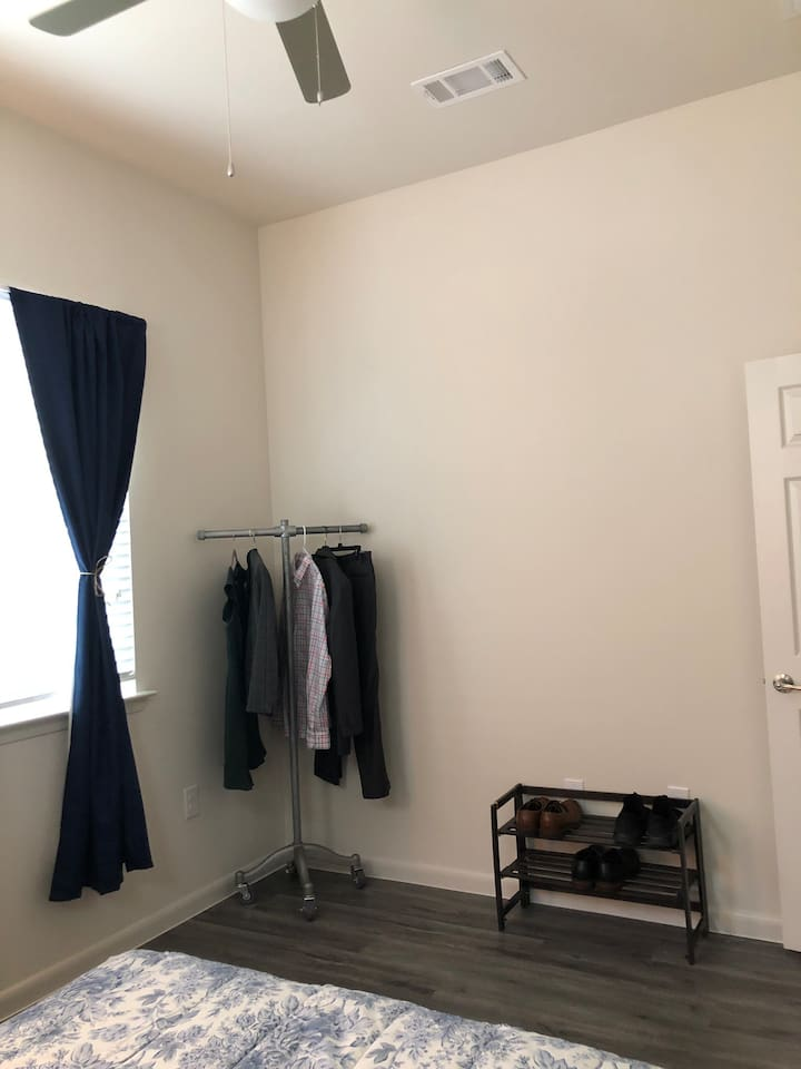 Half of the Home! 1 Bedroom, Bathroom, and Office!