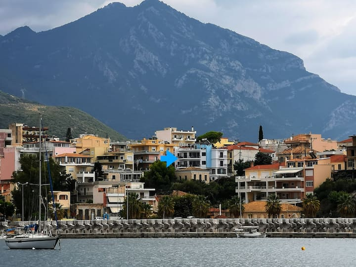 Magical Seaside Town/Historical Castle Town-2