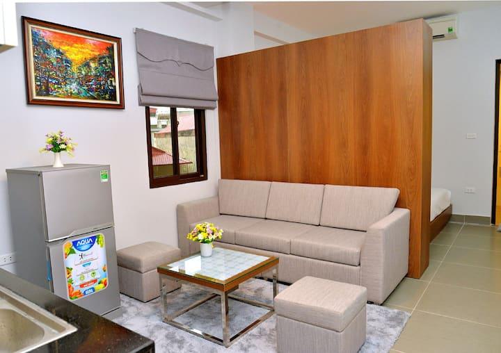 Cozy 35 sqm Apartment In Cau Giay