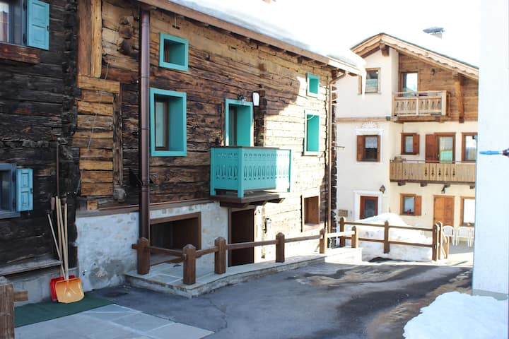 Snowflake apartment Livigno