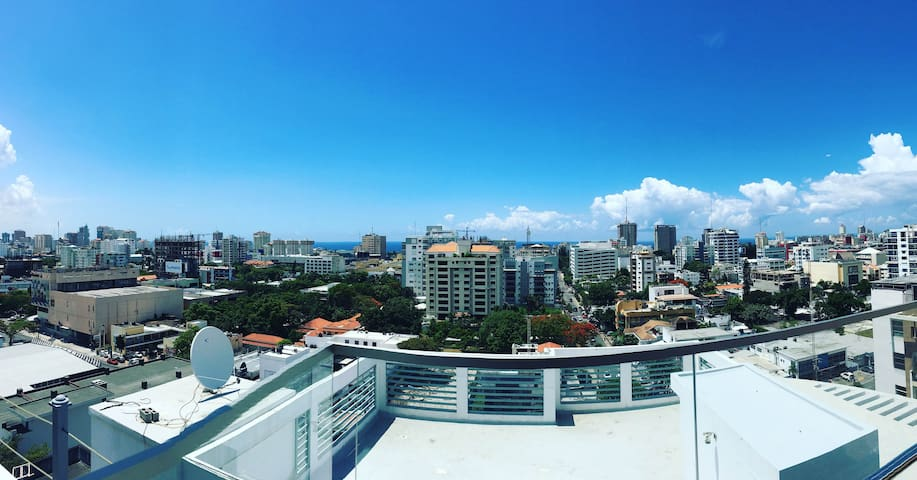 Best Apartment in the PERFECT location. - Santo Domingo