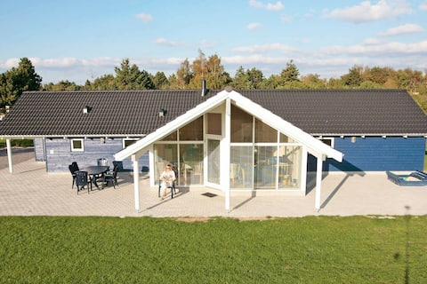 Fabulous Holiday Home in Rodby Denmark Near Sea