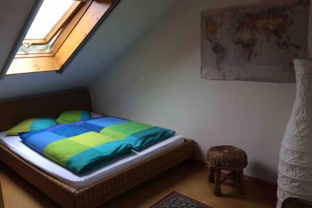 Dachzimmer in Teningen bei Freiburg, Europapark