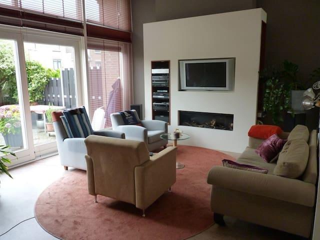 Prachtige splitlevel woning - Brielle - House