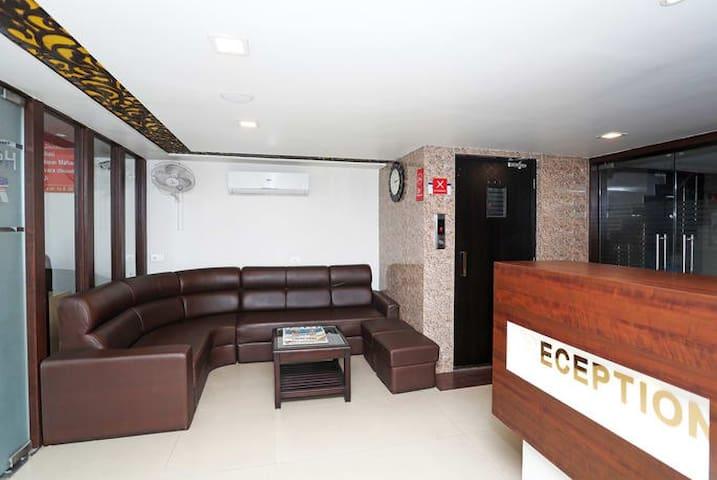Hotel Taldar Inn : Super Deluxe Room with Ac