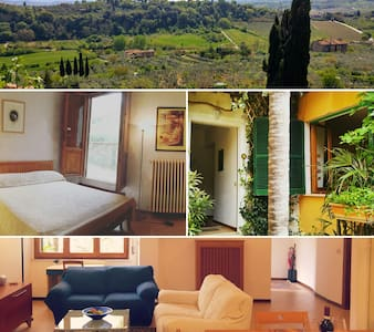 Lovely home in authentic town near Montepulciano - Chianciano Terme - Wohnung