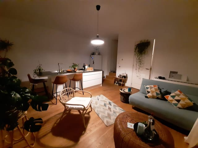 Beautiful appartment in the city center of Utrecht