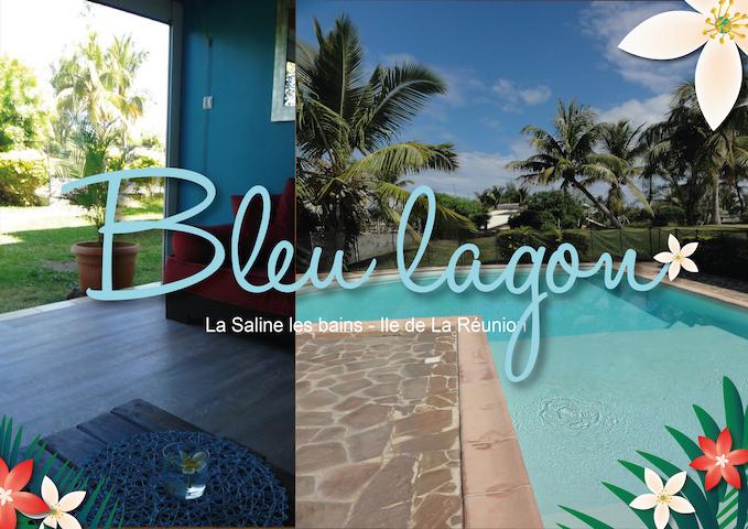 "T1 ""Bleu Lagon"" proche lagon - La Saline-Les-Bains - Wohnung"