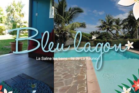 "T1 ""Bleu Lagon"" proche lagon - La Saline-Les-Bains - 公寓"
