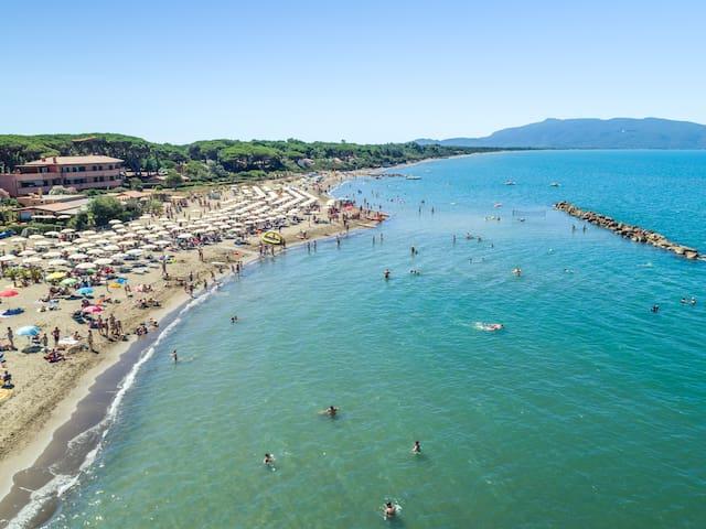 Villa Torre Saline - on the seaside