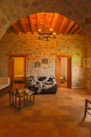 Greek House-Perfect escape to relax - Monolithos - Dom
