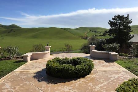 San Francisco Bay Area relaxing home