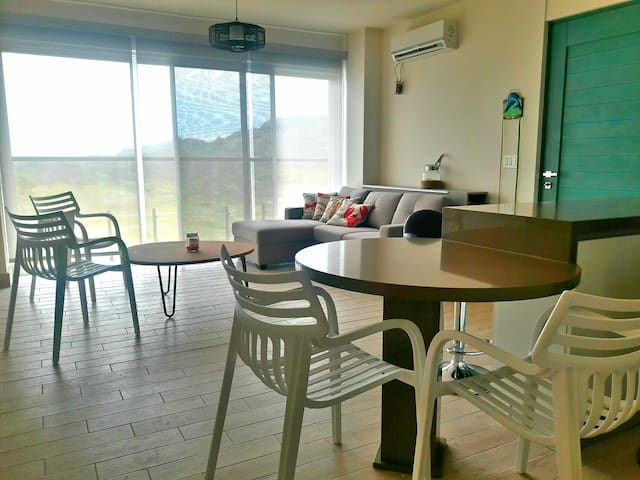 Bello Apartamento en Playa Caracol, en Chame