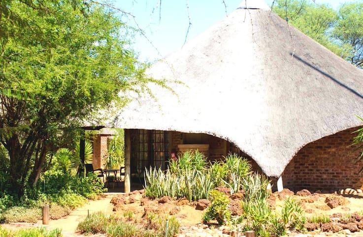 African Casa Chalet 5