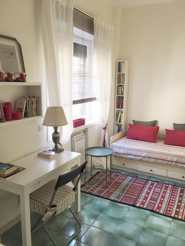 graziosa ed accogliente camera