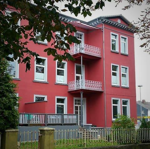 Wohnung mit Wohlfühlfaktor und Charme - Minden