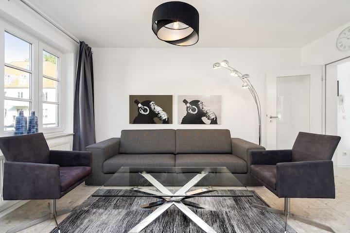 2-Raum-Apartment in Potsdam am S-Bhf Griebnizsee