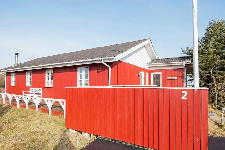 Spacious Holiday Home in Jutland with Spa
