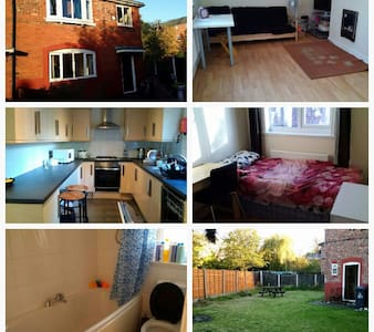 Cozy Single Bedroom & Nice Location - Manchester - Hus