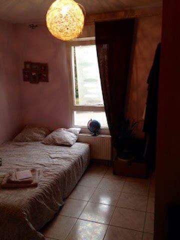 Chambre au calme à proximité du Golf - Évian-les-Bains - Apartemen