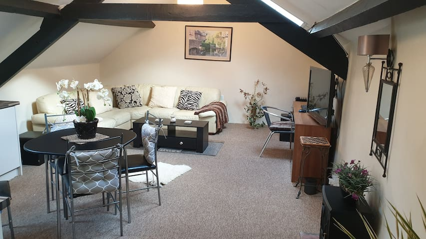 Charming 15th Century Property in Minehead