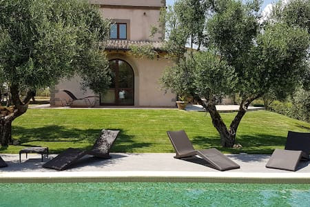 Villa San Silvestro - Vitorchiano  - Casa de camp