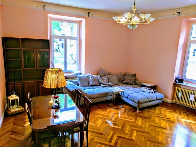 Typical Luxury Italian Apartment