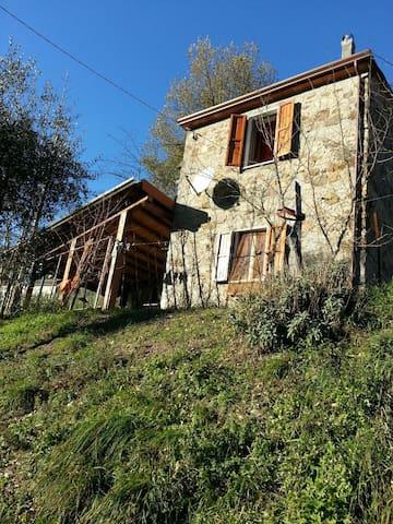 Casa Pietra EQUI TERME Lunigiana - Molina di Equi Terme - Casa