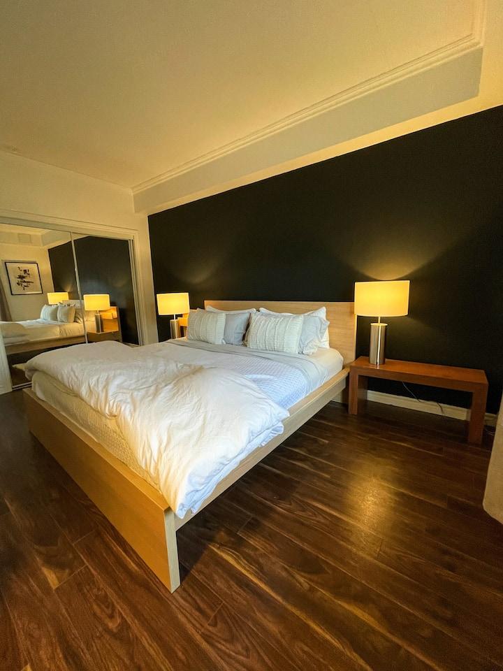 2 Bedroom Waterfront Apartment