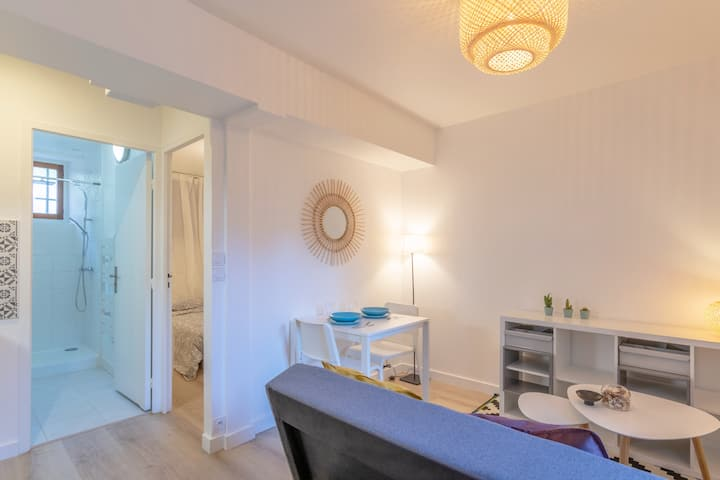 Appartement Nantes Centre Gare T2