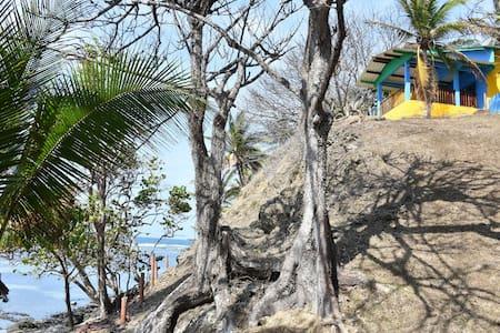 """Beach House Ocean Front ECO """"La Guacamaya"""""""
