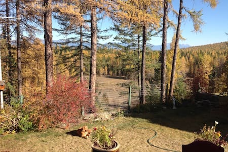 Private home, forest edge, Mt views - Kimberley