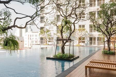 ISSI Condo Free Wifi Nice Pool - กรุงเทพ - อื่น ๆ