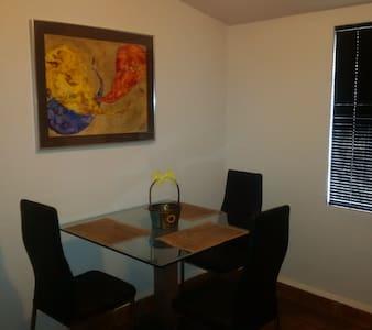 Hermoso mini departamento recién remodelado - Naucalpan de Juárez - Apartment