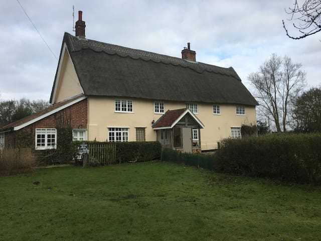 Little Lodge Cottage - Cratfield