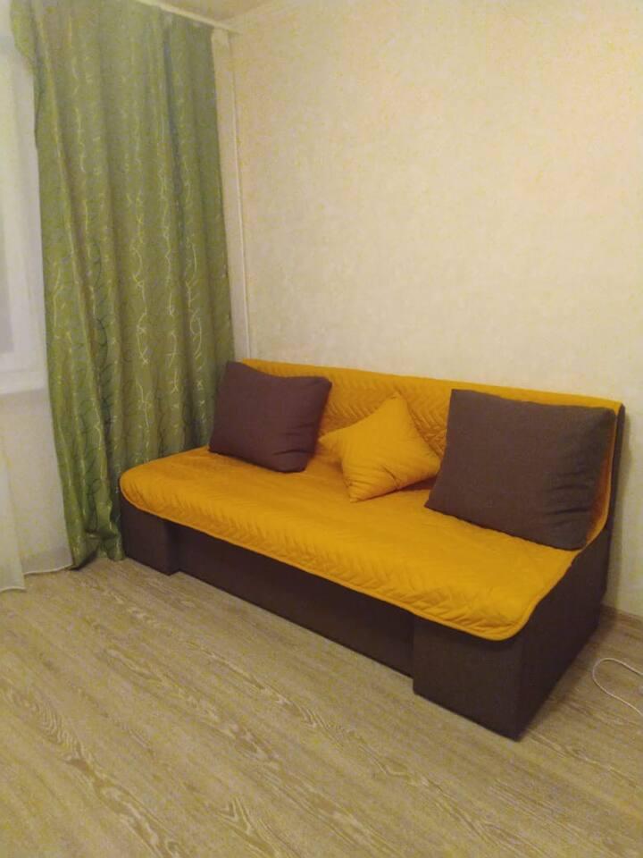 Уютная Квартира-Студия возле аэропорта Домодедово.
