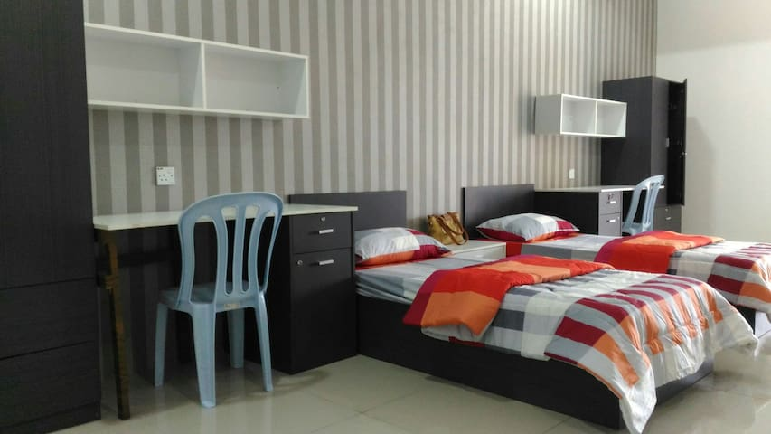 Studio room to let - Kampar, Perak, MY - Apartment