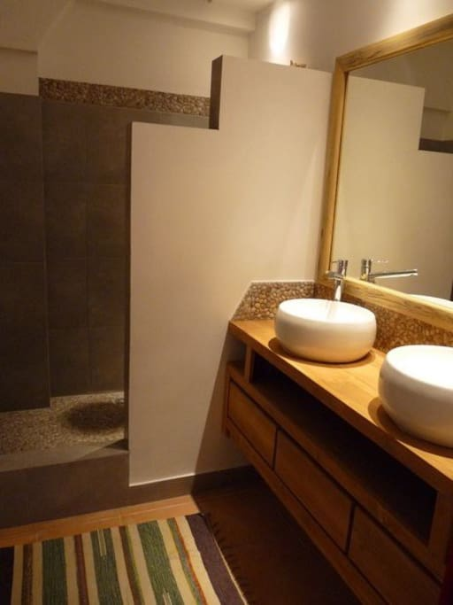 Vanille Salle de bain