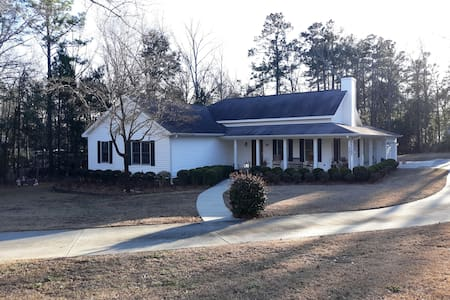 Single family home in quiet neighborhood