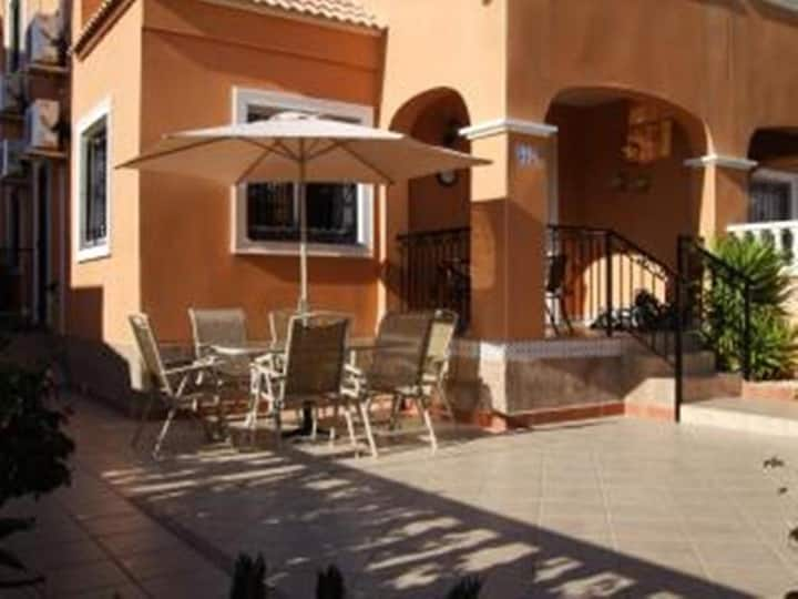 Captivating 3-Bed House in Orihuela