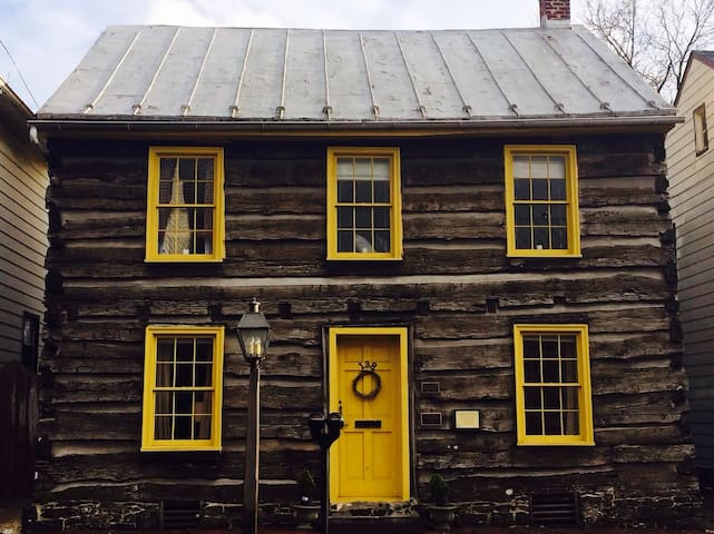 Thaddeus Stevens' Gettysburg Log Home *New Listing - Gettysburg