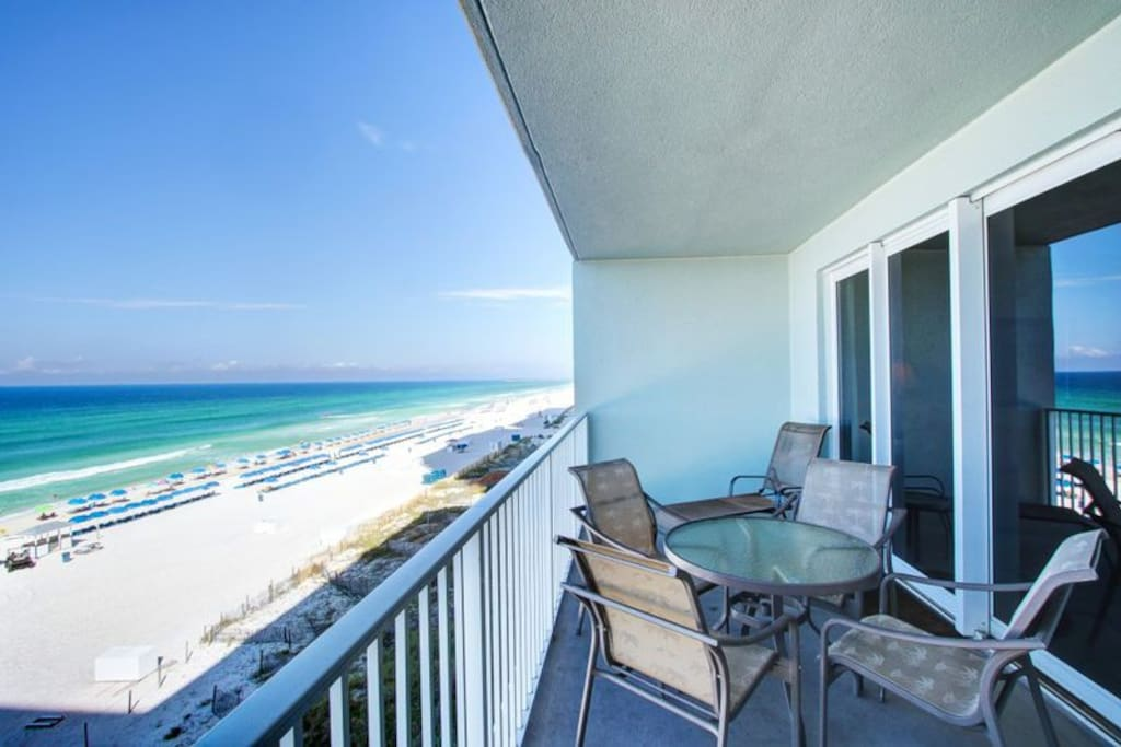 Welcome to our gorgeous gulf-front condo in Marisol!  Super low floor - on the 4th!