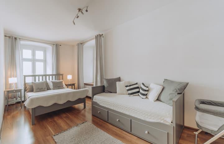 Apartament Rynek - Zielona Kamienica