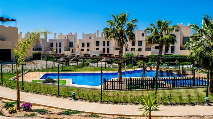 New beautiful apartement in Corvera for 4.