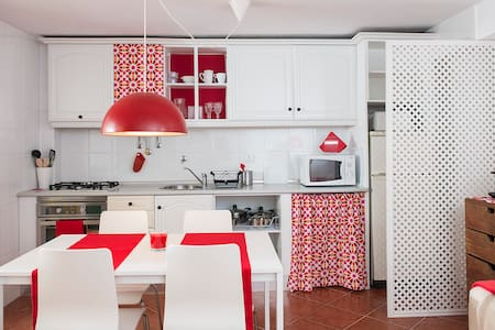 Nice house in Rato with patio (number 1) - Lisboa - Hus