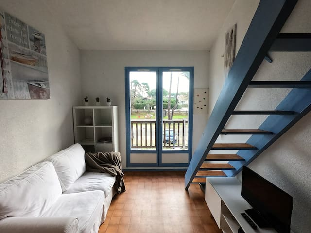 Charmant appartement au port de Capbreton - 4 pers