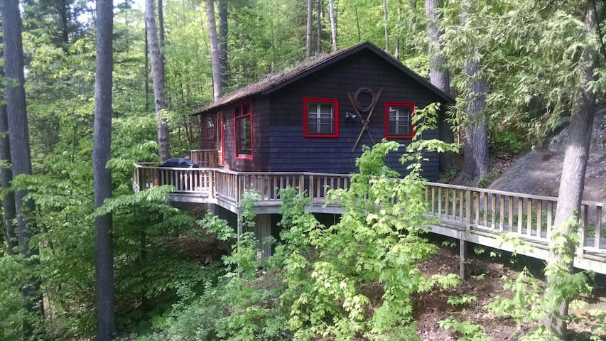 1 bedroom cabin, Adirondacks